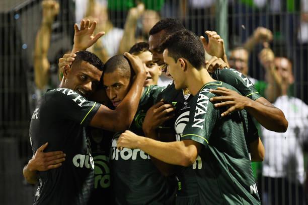 Chapecoense vence primeiro jogo da Recopa Sul-Americana