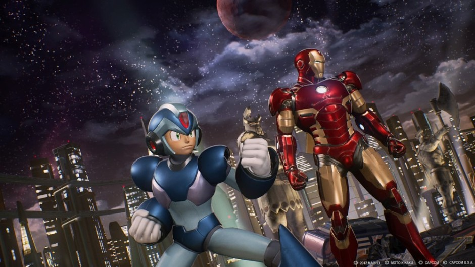 "Game ""Marvel vs. Capcom Infinite"" ganha data de lançamento"