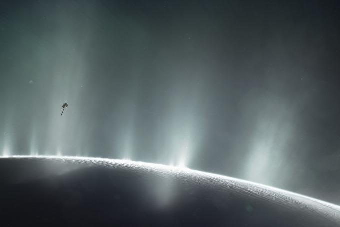 Nasa anuncia que Lua de Saturno pode abrigar vida!