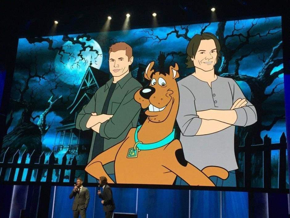 Supernatural terá episódio crossover com Scooby-Doo!