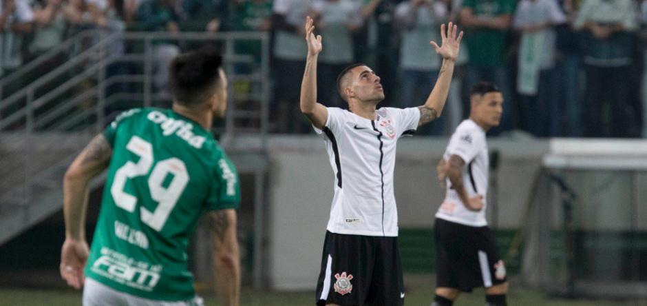 Os melhores tuítes sobre o clássico Palmeiras X Corinthians