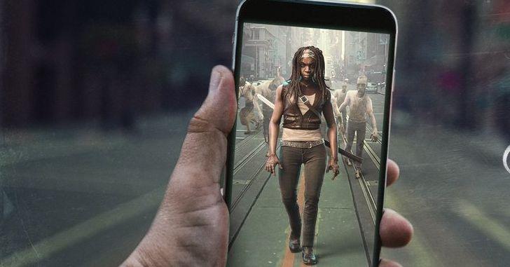 AMC anuncia jogo de The Walking Dead