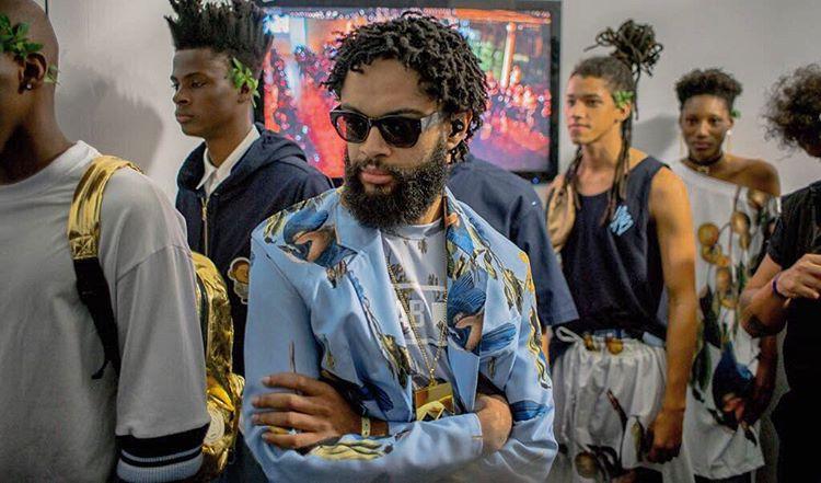 Rapper Fióti é barrado em próprio desfile de moda