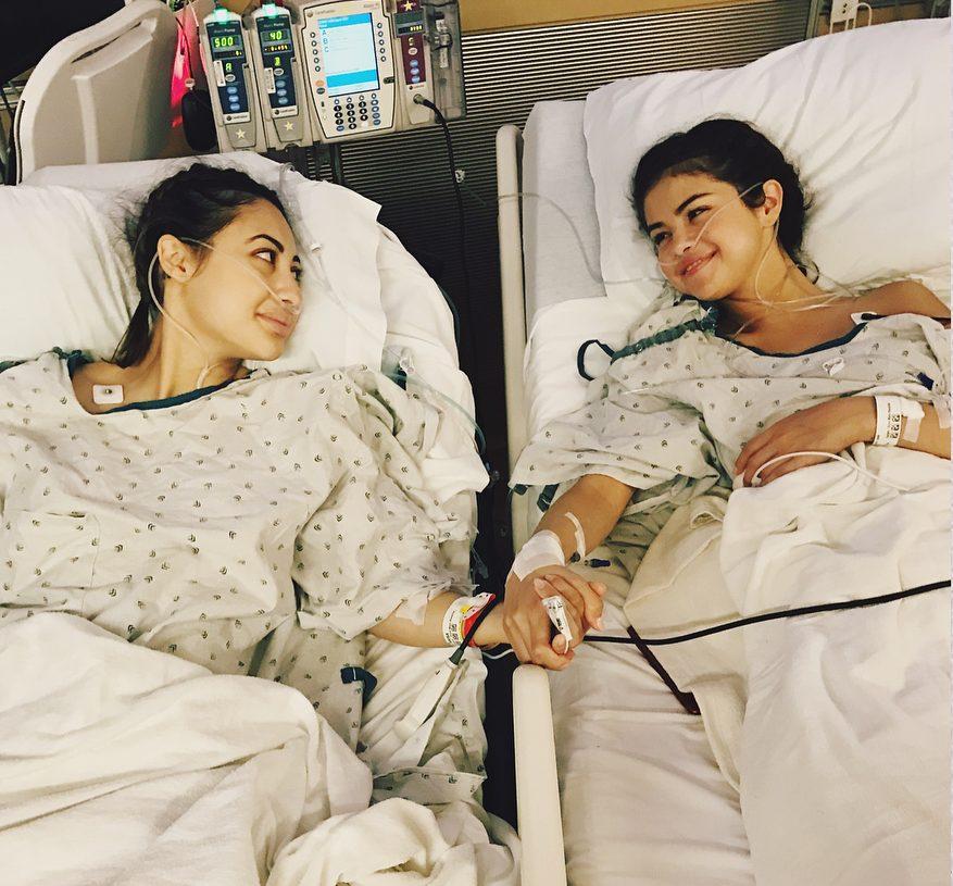 Selena Gomez precisou passar por um transplante de rim
