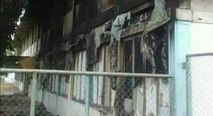 Após projeto de revitalização, incêndio atinge escola de Bauru