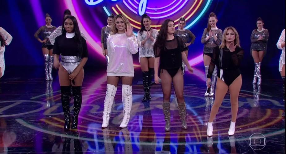 Fifth Harmony no Faustão: veja a apresentação novamente!