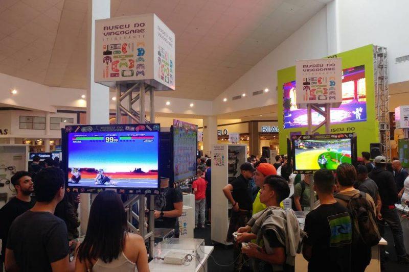 Museu do Videogame Itinerante chega a São Paulo pela segunda vez
