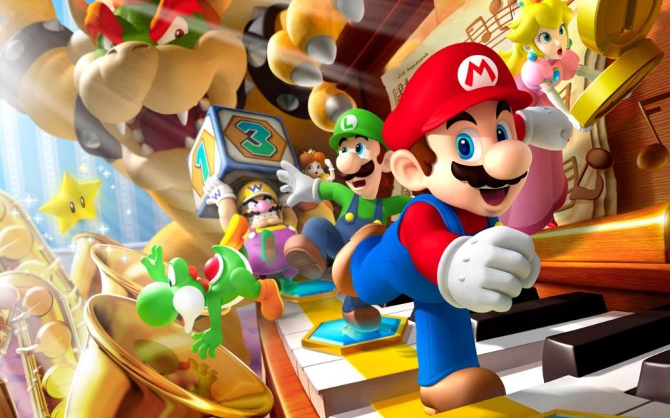 """""""Super Mario Bros"""" pode ganhar as telas do cinema"""