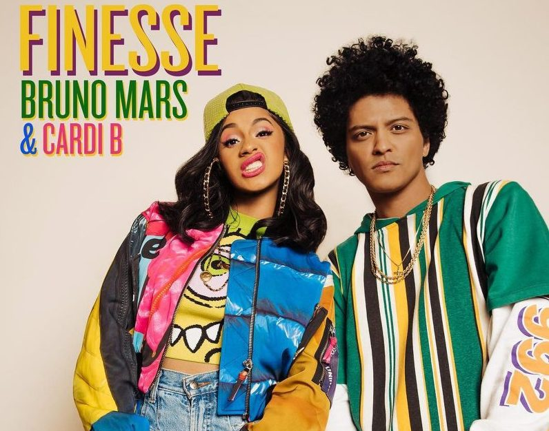 """Finesse"", de Bruno Mars, ganha remix com Nicki Minaj, Queen Latifah e mais!"