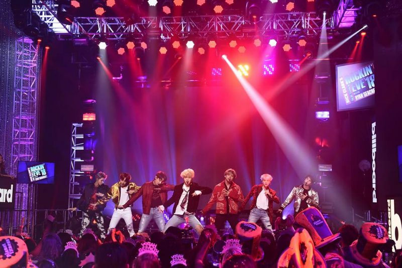 Três apresentações do BTS para você ver de novo!