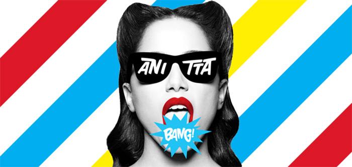 Anitta é a primeira atração confirmada na Grand Expo Bauru 2018