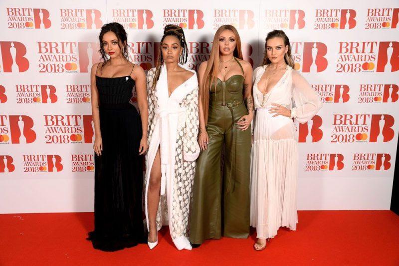 Fãs do Little Mix pedem explicações ao Brits sobre a derrota na categoria de voto popular