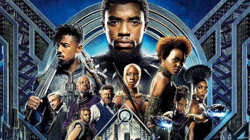 """""""Pantera Negra"""" agora é o filme de super-herói com maior bilheteria da história nos EUA"""