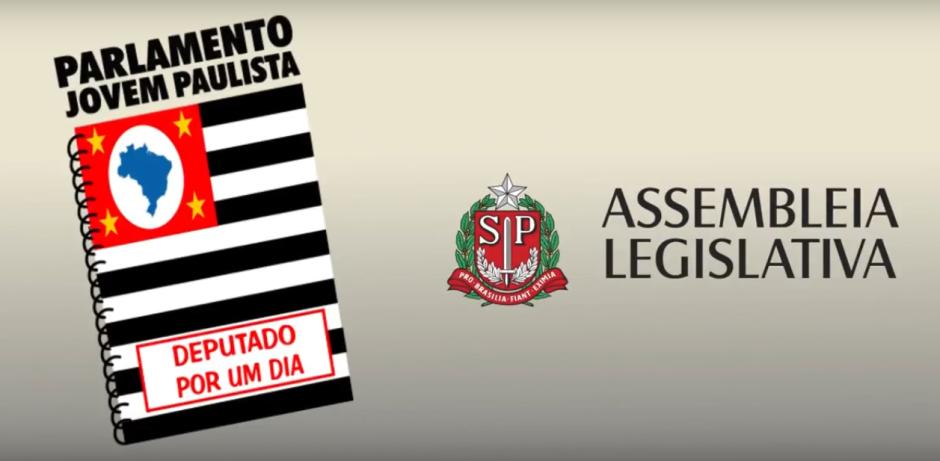 Estão abertas as inscrições para o Parlamento Jovem Paulista