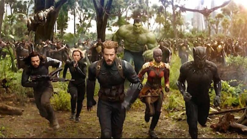 """""""Vingadores: Guerra Infinita"""" ganha novo trailer; vem ver!"""