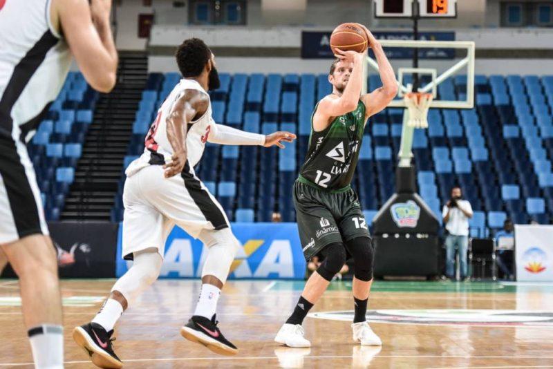 No último lance do Jogo, Vasco vence o Bauru Basket pela NBB
