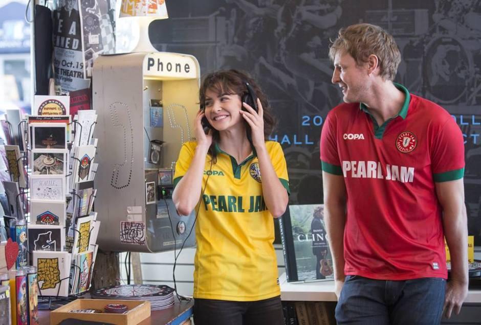 Pearl Jam lança camisetas comemorativas para a Copa do Mundo