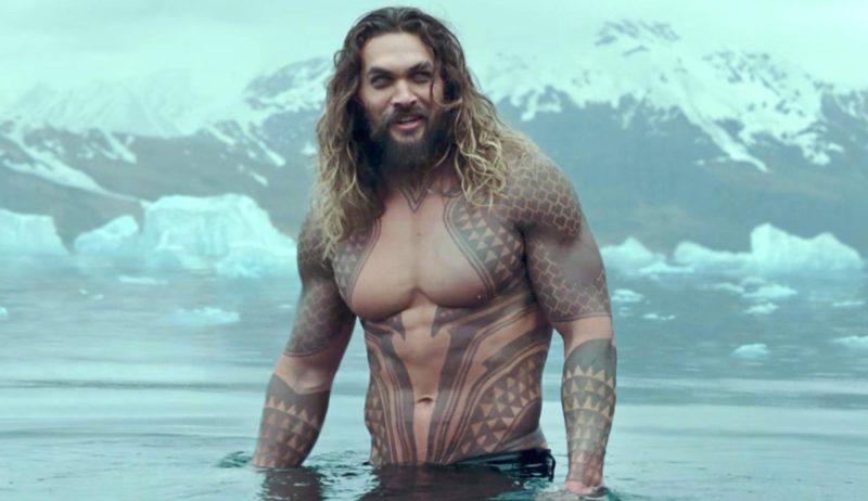 """Lançamento de """"Aquaman"""" é antecipado no Brasil!"""