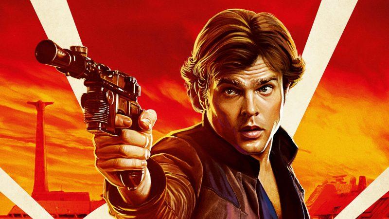"""""""Han Solo - Uma História Stars Wars"""" estreia em primeiro lugar nas bilheterias americanas"""
