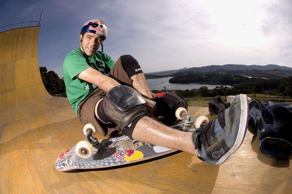 Skatista Sandro Dias, o Mineirinho, estará em Bauru no Dia do Desafio