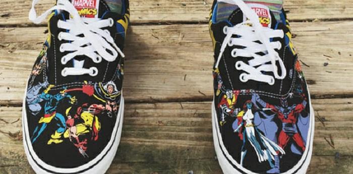 """""""Vingadores"""": Vans lançará tênis especiais em parceria com a Marvel!"""
