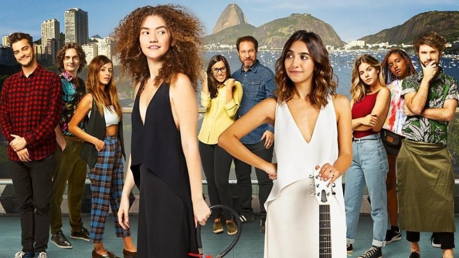 Dupla Anavitória vai estrelar comédia romântica musical