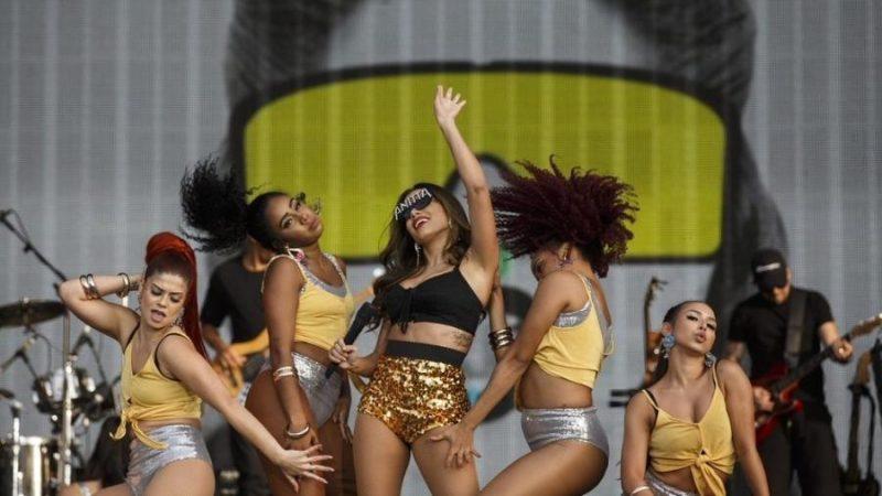 Anitta faz show no Rock in Rio Lisboa e os fãs foram à loucura no Twitter