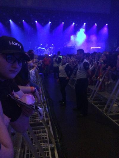 Bauruense realiza sonho durante show do Harry Styles
