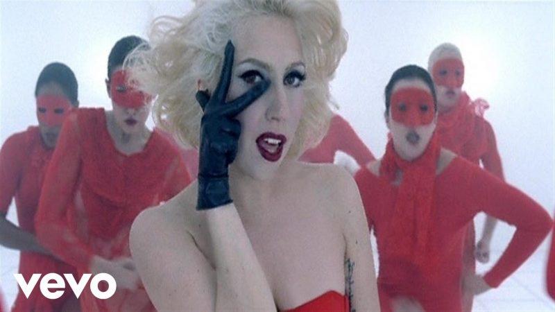 """""""Bad Romance"""", da Lady Gaga, é eleito o melhor clipe do século XXI pela Billboard"""