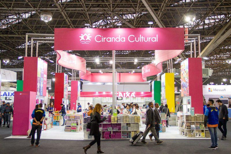 5 motivos para você não perder a Bienal do Livro em São Paulo