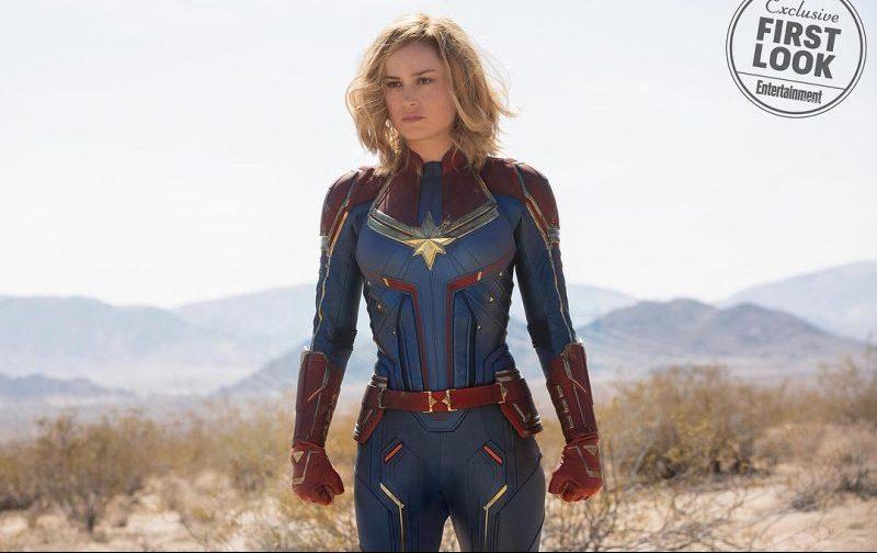 Capitã Marvel: heroína fará parte do exército da Starforce
