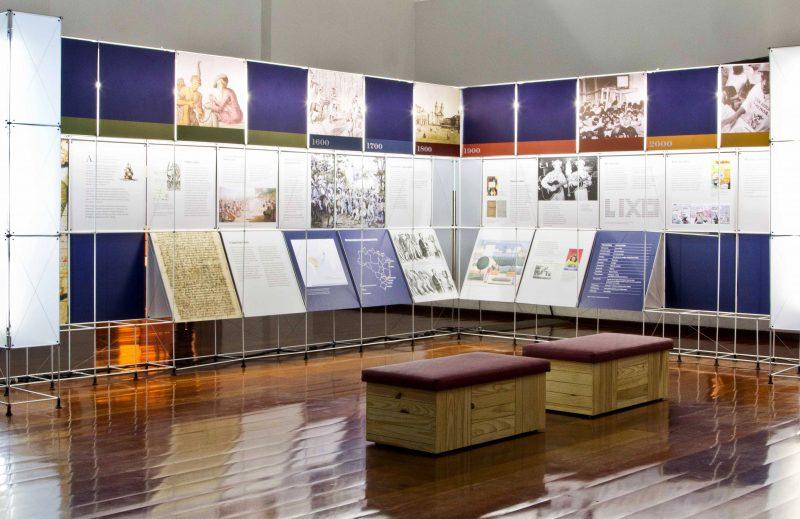 Mostra itinerante do Museu da Língua Portuguesa chega a Bauru