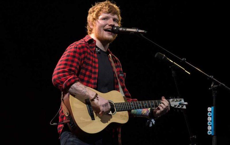 Ed Sheeran fará 2 shows no Brasil em 2019!