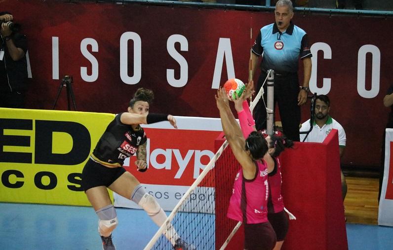 Sesi Vôlei Bauru vence Osasco no primeiro duelo da final do Campeonato Paulista 2018