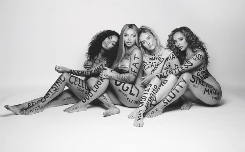 "Little Mix lança clipe empoderado para ""Strip"""