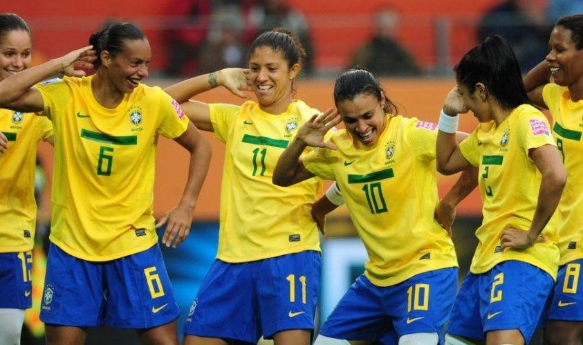 Globo irá transmitir Copa do Mundo feminina pela primeira vez!