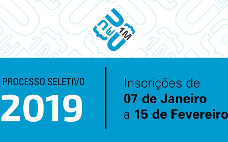 Cursinho gratuito Primeiro de Maio está com inscrições abertas em 2019