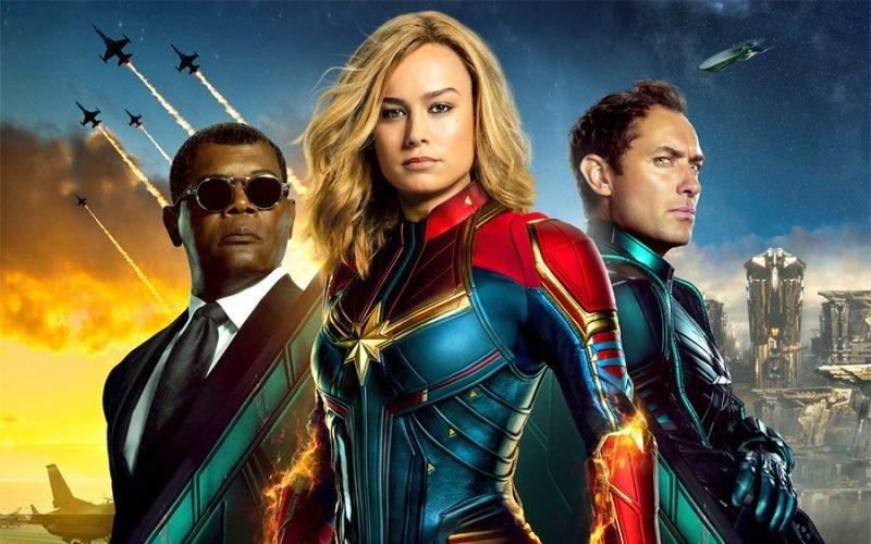 """""""Capitã Marvel"""" estreia em Bauru! O que esperar do filme?"""