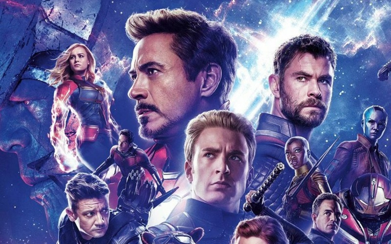 "De arrepiar! Marvel divulga novo trailer de ""Vingadores: Ultimato"""